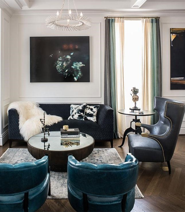17Th Avenue Residence Hall in San Francisco with Ellen Armchair