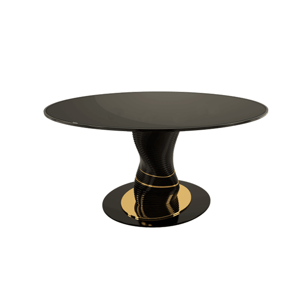 Absolute Dining Table by Malabar