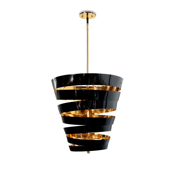 Bilbao Chandelier by Creativemary