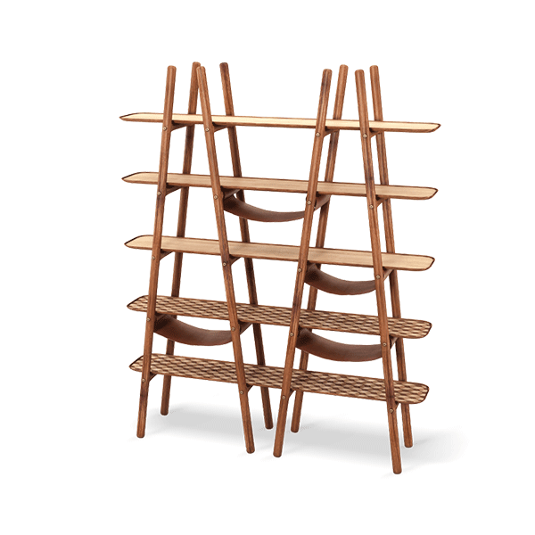 Blake Bookcase by Wood Tailors Club