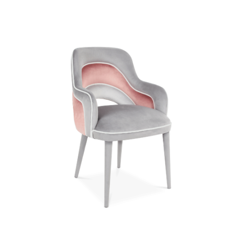 Charisse Mid-Century Dining Chair