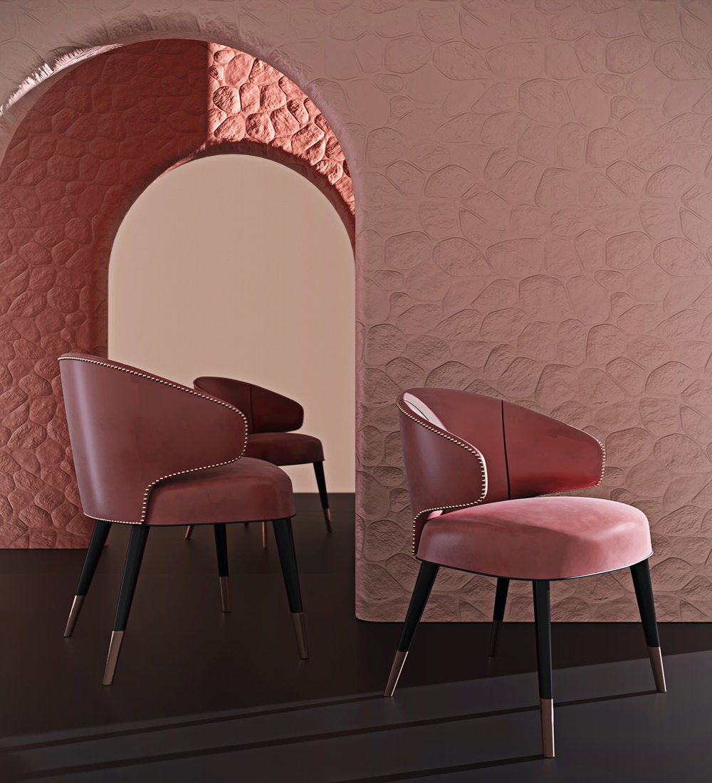 Editorial Tippi Dining Chair 1