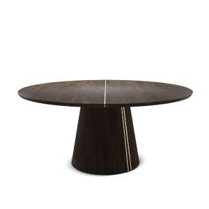 Henry Dining Table by Wood Tailors Club
