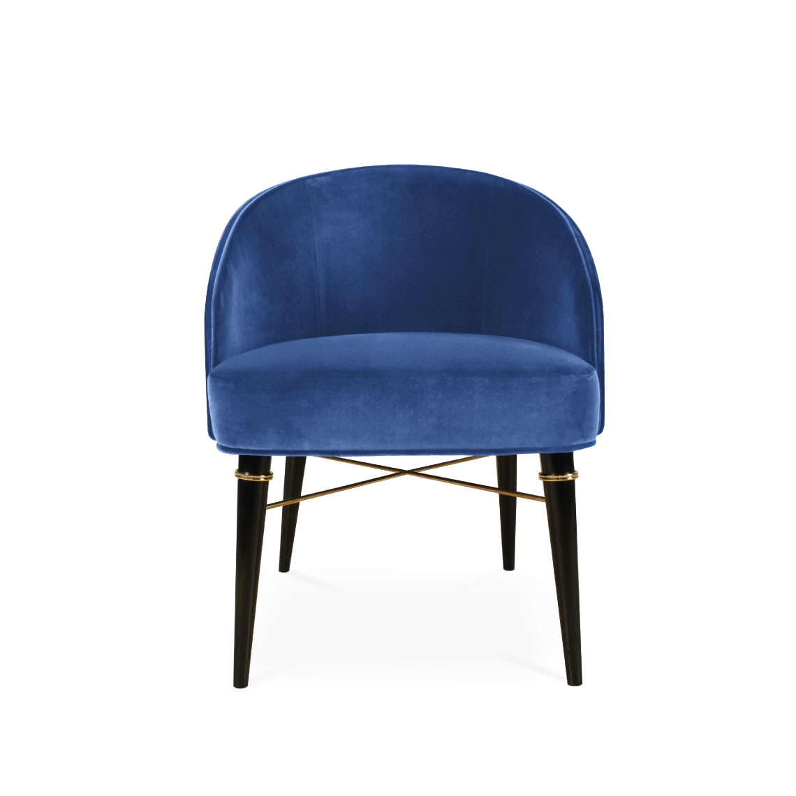 Ingrid Dining Chair in classic blue