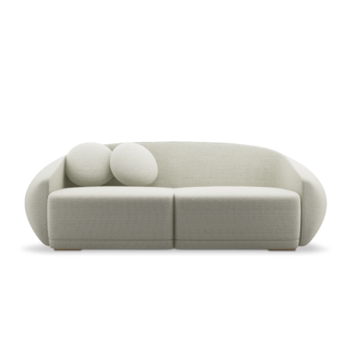 Peggy Curved Sofa
