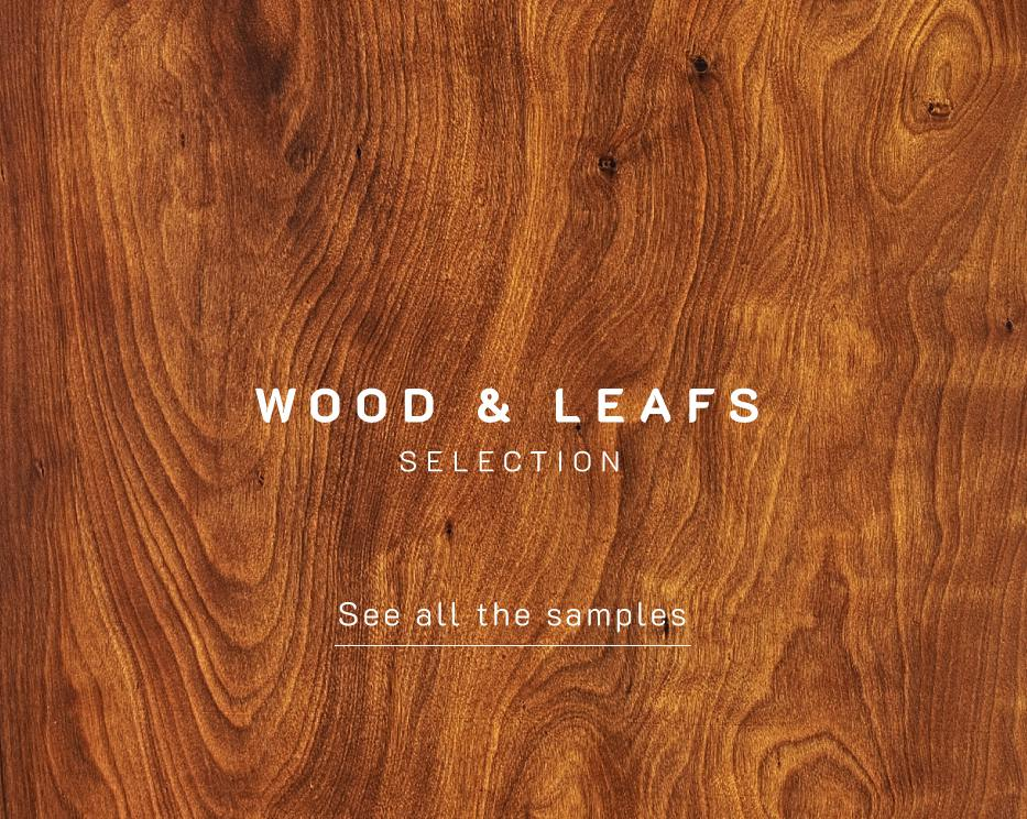 Wood & leafs selection by Ottiu | Beyond Upholstery - Luxury Chairs, Armchairs an sofas