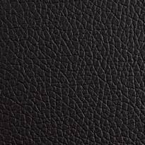 Synthetic Leather Omega black