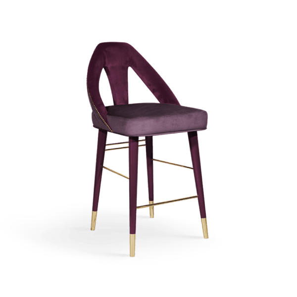 Caron Bar Chair