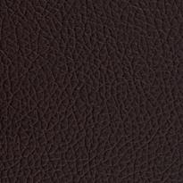 Synthetic Leather Omega dark brown