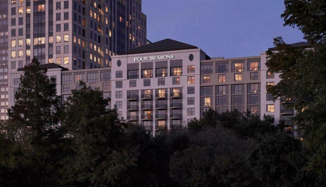 Four Seasons Hotel Austin Texas