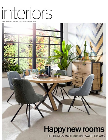 Interiors Jewish Chronicle Magazine
