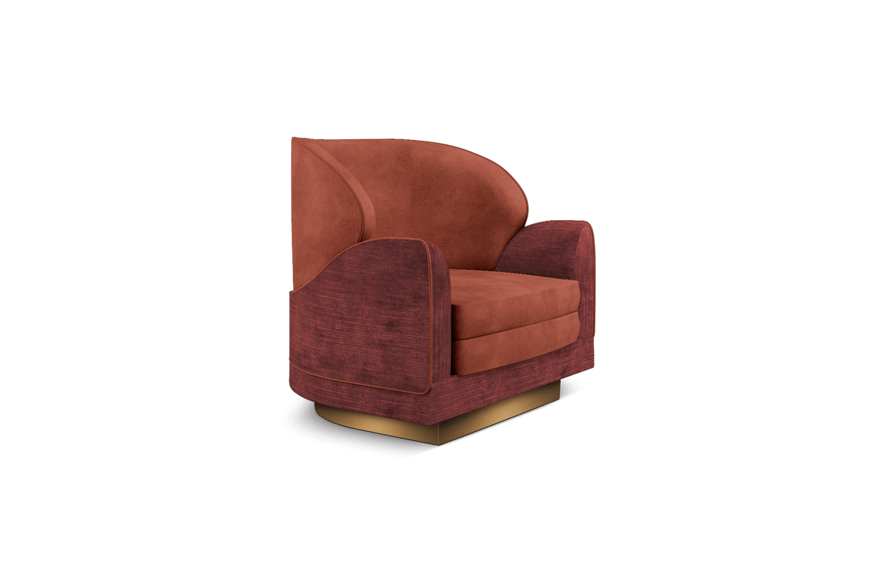 Awe Inspiring Jayne Mid Century Modern Armchair By Ottiu Beyond Upholstery Ocoug Best Dining Table And Chair Ideas Images Ocougorg