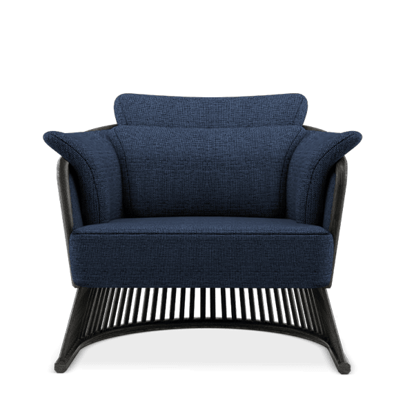 Jonhson Armchair by Wood Tailors Club