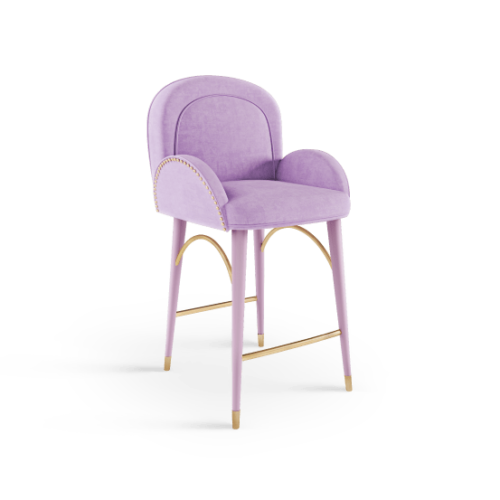 Karin Bar Chair