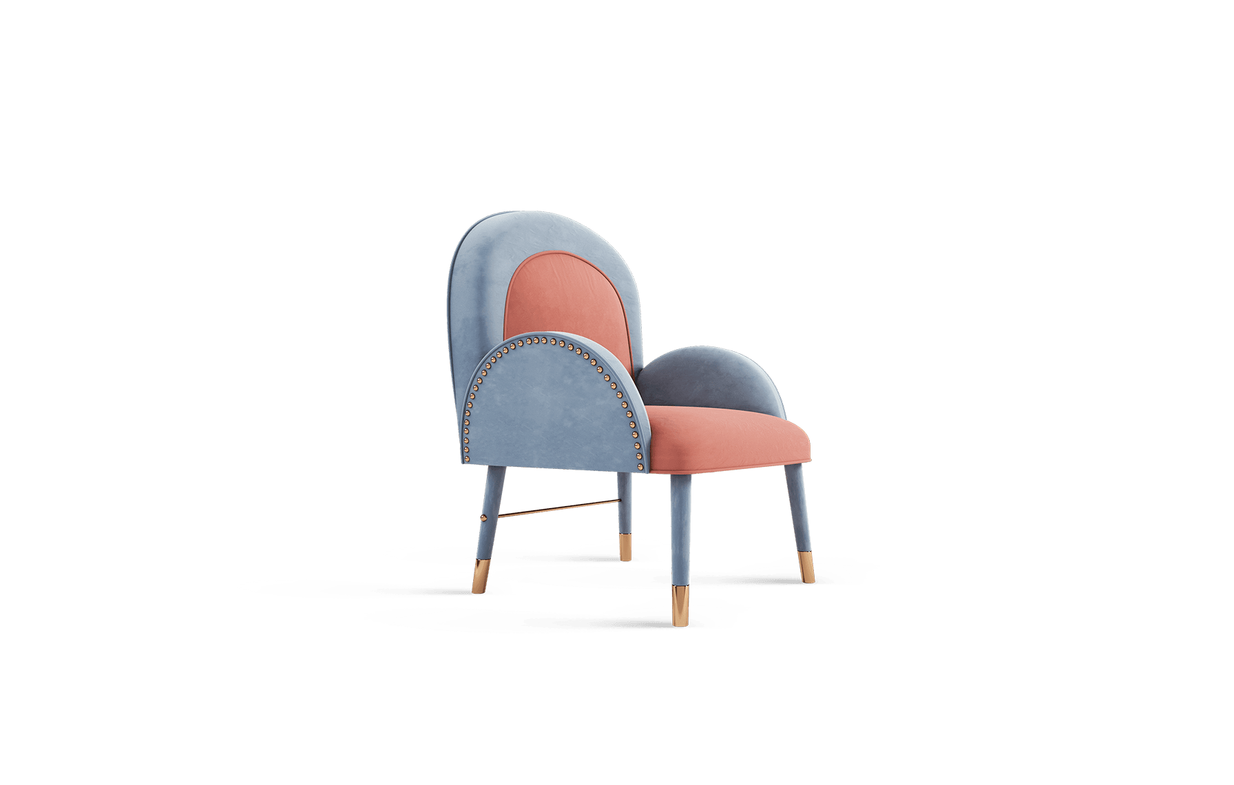 Karin Mid-Century Dining Chair