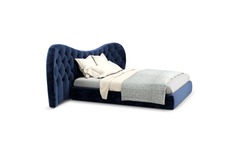 Upholstered Bed You'll Fall in Love With: Linda