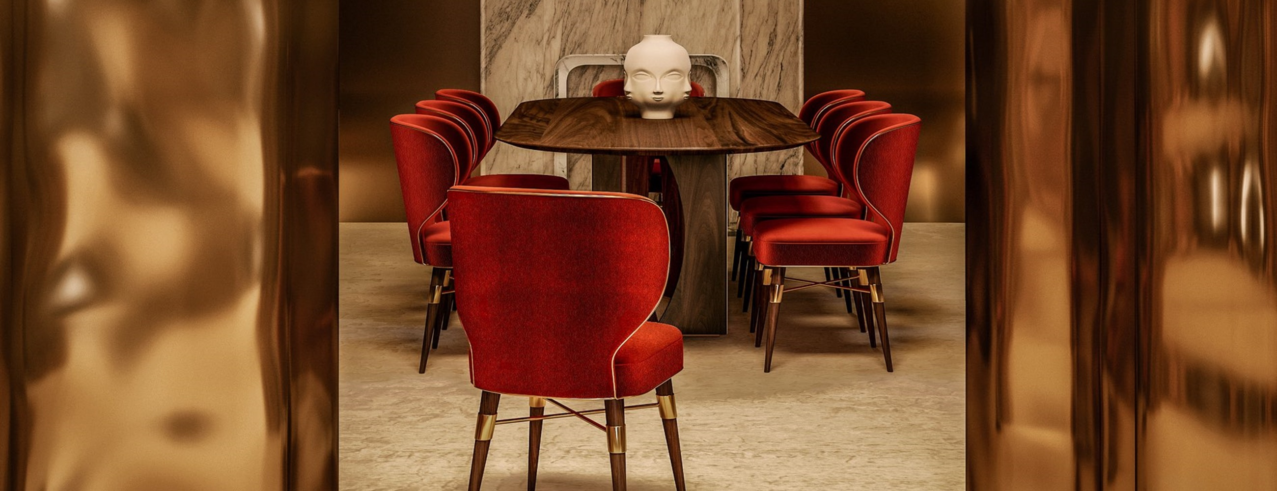 Louis Dining Chair - Private Room
