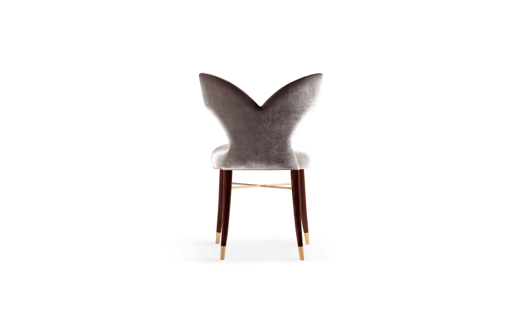 Luna Mid-Century Dining Chair
