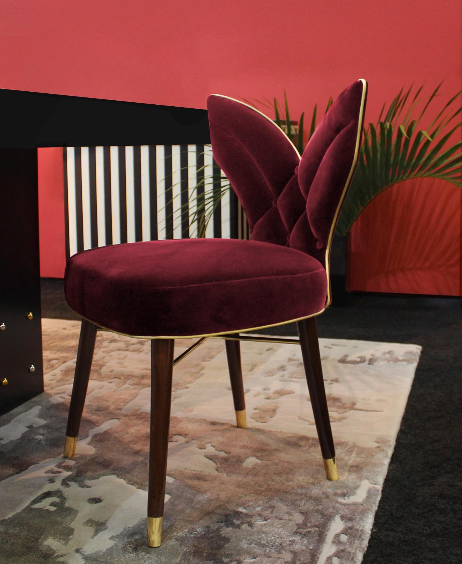 luna dining chair AD SHOW NEW YORK