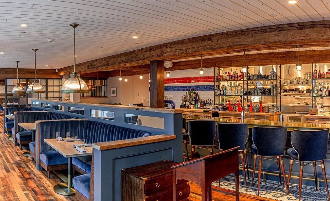 Restaurant Shipwright's Daughter by Assembly Design Studio