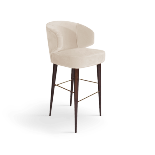 Tippi Mid-Century Bar Chair