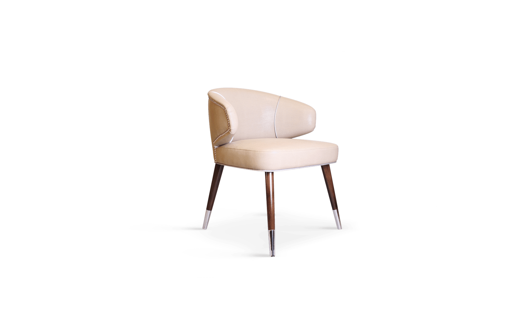 creme-leather-dining-chair