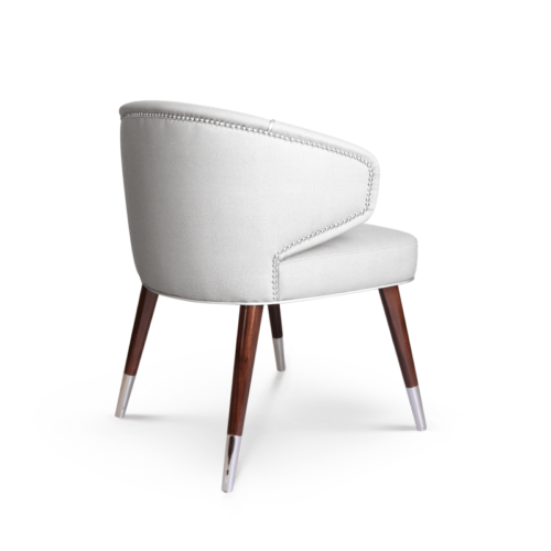 Tippi Mid-Century Modern Dining Chair