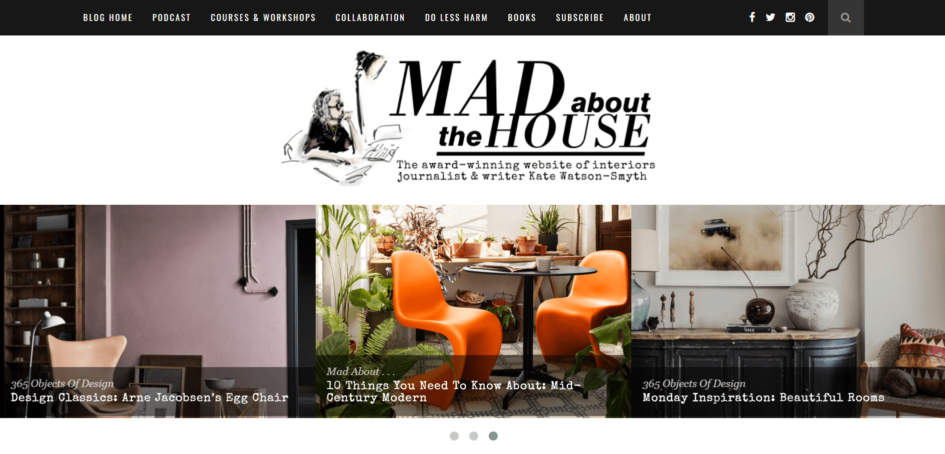Best Interior Design Blogs Top 10 By Ottiu Beyond Upholstery