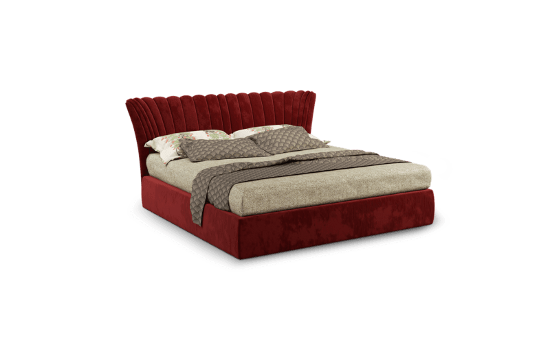 Upholstered Bed You'll Fall in Love With: Valerie