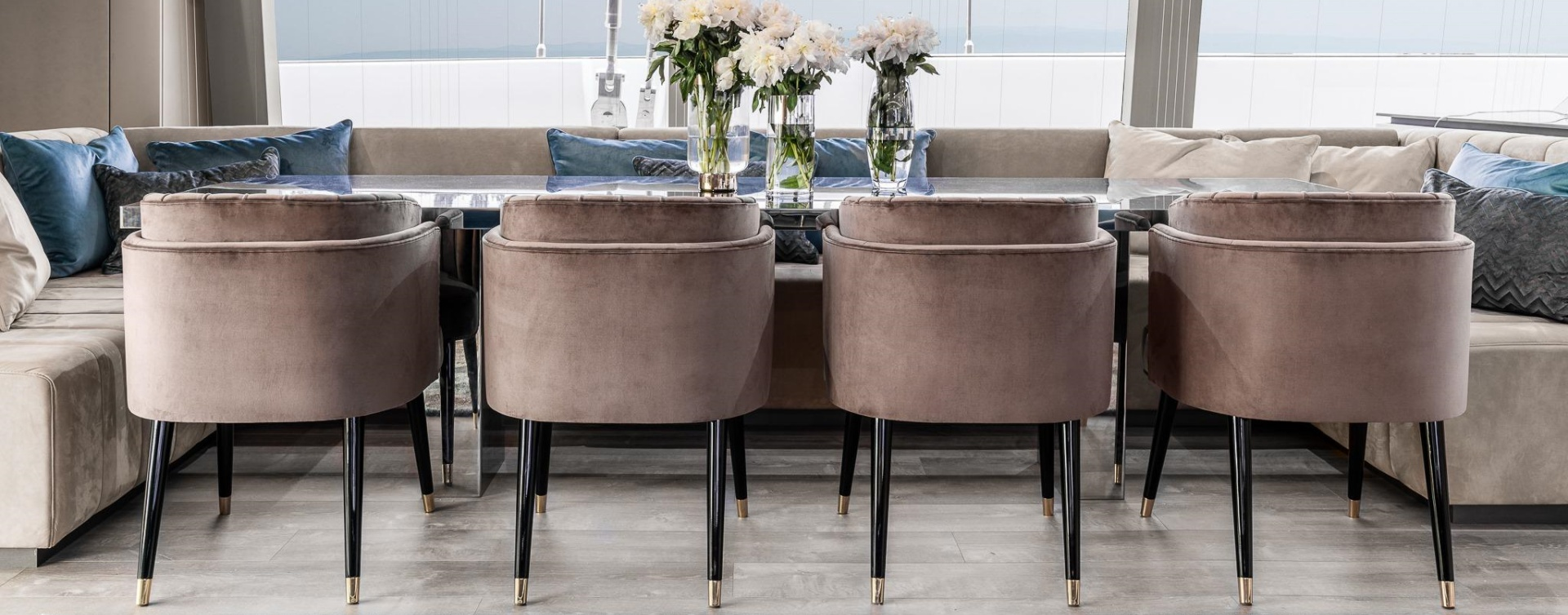 Velvet Chairs That Never Go Out Of Style - Anita Dining Chair