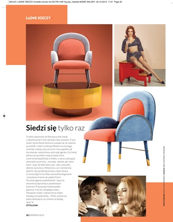 Weranda Décor Magazine - Karin Dining Chair